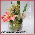 4 - ART FLORAL -CREATIONS FLORALES pour inspiration