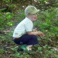 Pause au bois - mai 09