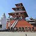 259e jour : Journée culturelle - Visite de Durbar Square & Patan