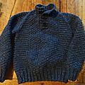 English knitting !