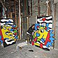 Work in progress _ jungle art brooklyn