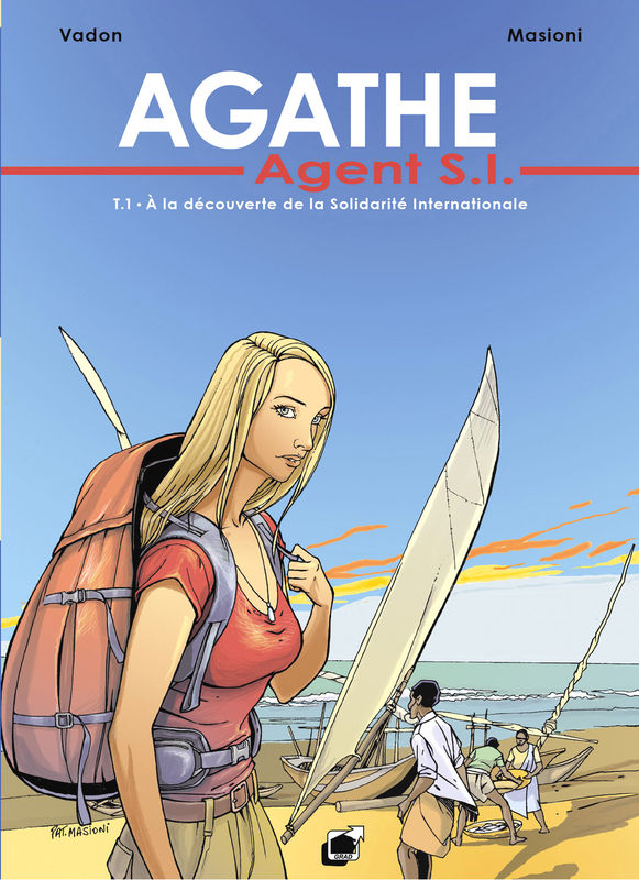 Album AGHATE Tome 1