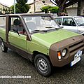 Renault rodeo 5 (1982-1987)(Rencard de Valreas mai 2014) 01