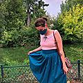 Ma première jupe - Ella <b>République</b> du <b>chiffon</b>
