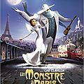 Un monstre à Paris, de <b>Eric</b> <b>Bergeron</b>