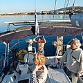 Croisière en voilier en Grèce à la découverte des <b>Cyclades</b>. Jour J+3 : d'Adhamas (Milos) à Aliki (Paros), les vidéos