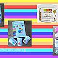 Rainbow cake praliné noisettes