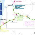 Récemment validés, les aménagements ferroviaires au nord de Toulouse visent autant le périurbain que la grande vitesse