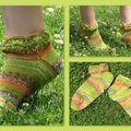 La folie des chaussettes.....
