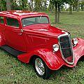 <b>Ford</b> Tudor sedan-1934