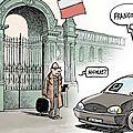 La sortie de françois hollande