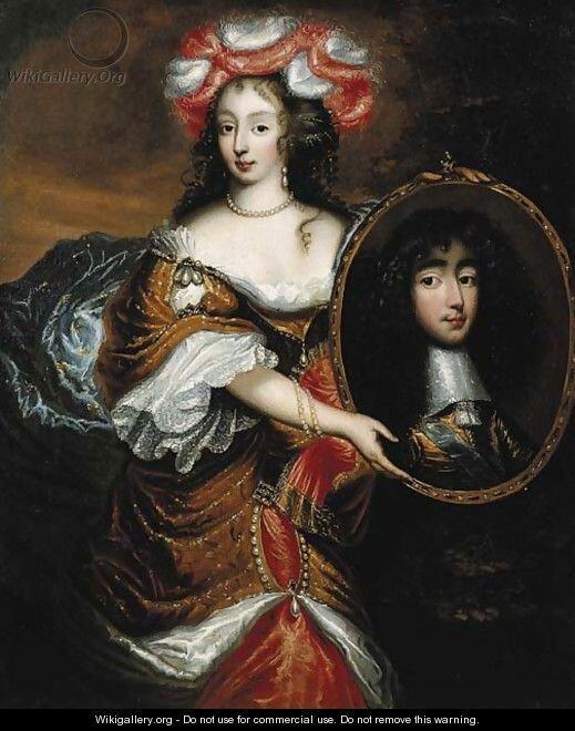 Henriette d Angleterre 1644-1670 3