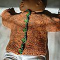 LES LAYETTES DE LAURENTINE (layette tricotée)