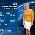 Evelyne Dhéliat Haut jaune350
