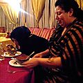 Amina et Souad , restaurant de Tiznit