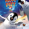 [7ème] - happy feet 2