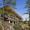 cottage canadien moderne yurtao