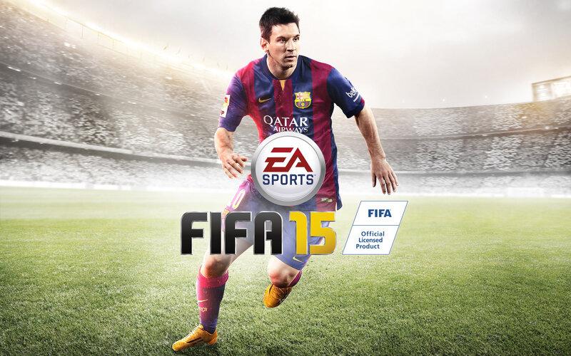 FIFA 15 : Le Trailer à couper le souffle