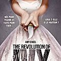 The book of ivy#2 : the revolution of ivy, amy engel