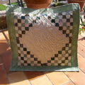 Coussin Damier