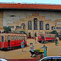 Murs peints de lyon avenue lacassagne: