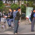 Travelling de vie dans l'ouest de la chine