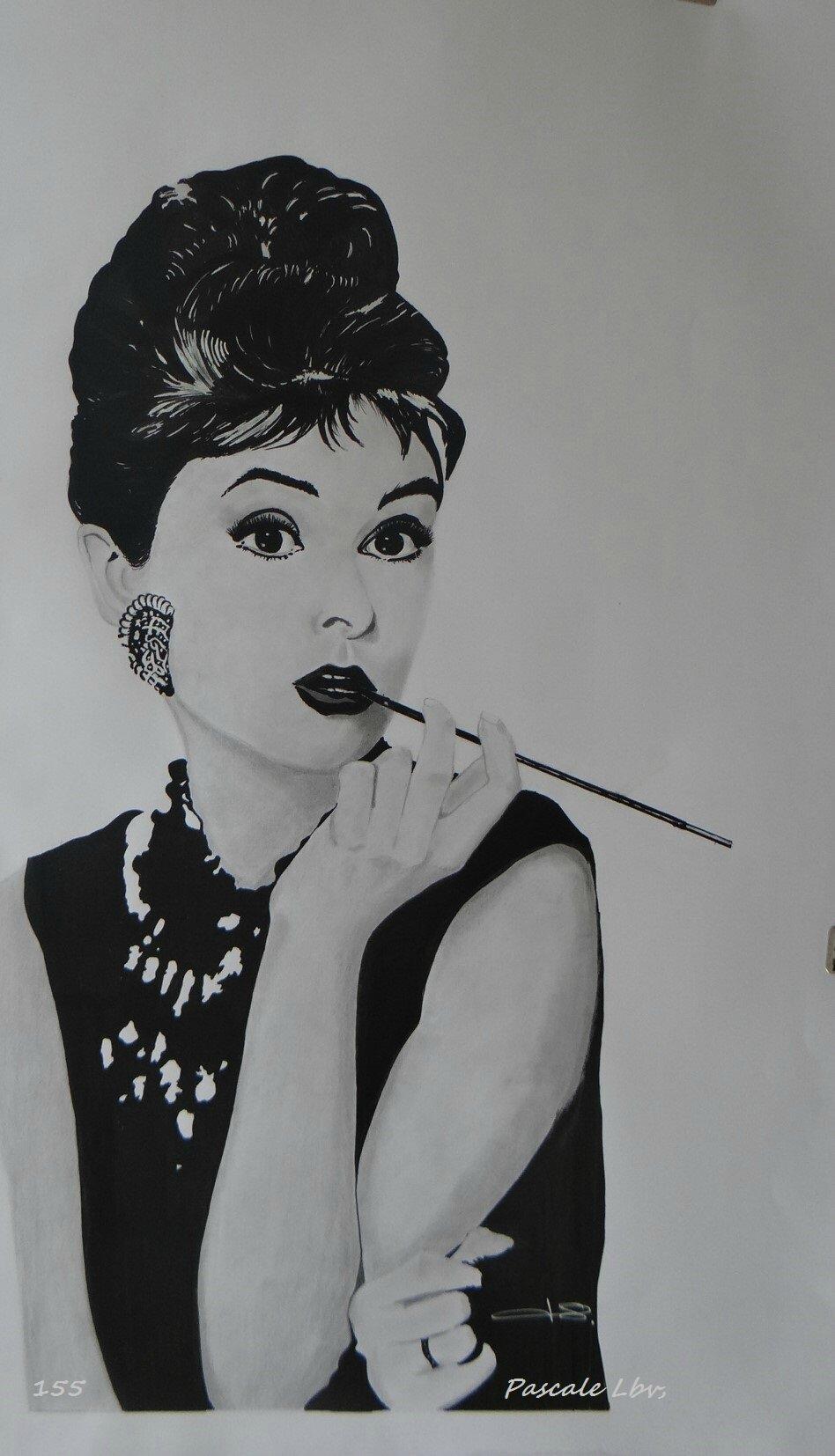 155 Audrey Hepburn