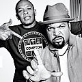 Le son du jour: Started this - Dr dre feat <b>Ice</b> <b>cube</b>