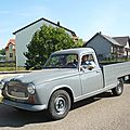 PEUGEOT 403 pick-up Hambach (1)