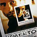 Memento, de christopher nolan (2000)