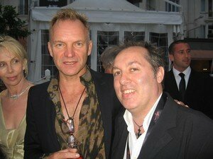 sting and hugo mayer
