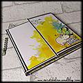 <b>Mini</b>-<b>Album</b> triptyque