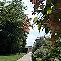 Versailles en vrac - Le Parc Balbi