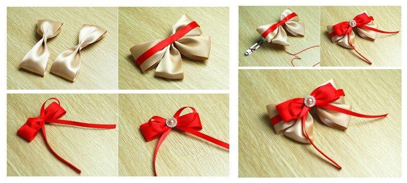 faire un noeud avec du ruban