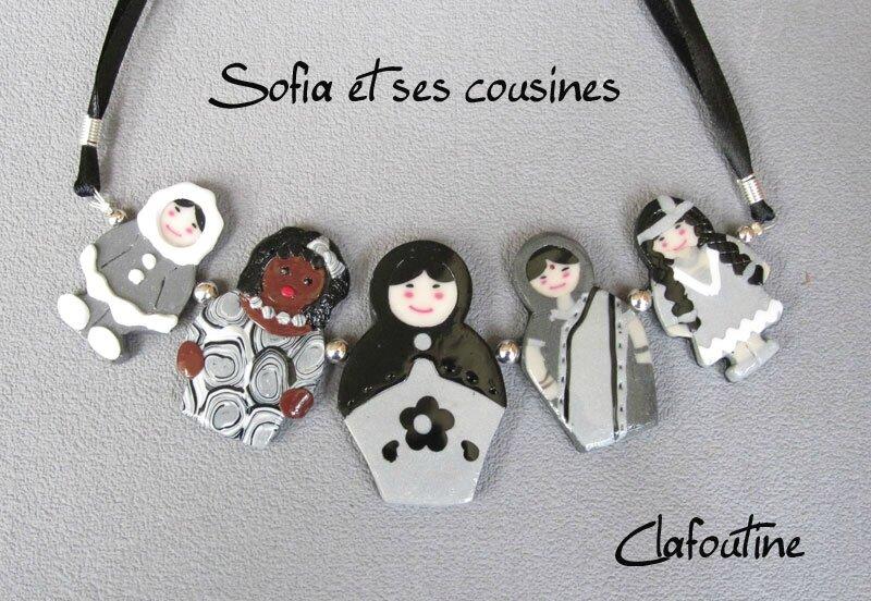 Sofia et ses cousines