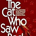Lilian jackson braun - the cat who saw red (le chat qui voyait rouge)