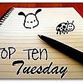 Top ten tuesday (1)