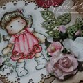 Mini Album Magnolia - Cadeau Naissance 8