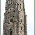 Glastonbury <b>Tor</b> - St Michael tower