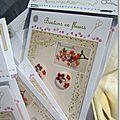Boutons en fleurs Marimerveille. pochette TBC B11