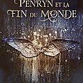 ANGELFALL Tome 1-PENRYN ET LA <b>FIN</b> DU <b>MONDE</b> - Susan Ee (COUP DE CŒUR 2015)