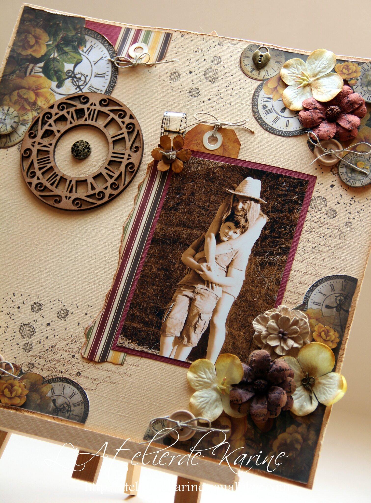 Page TIMEKEEPER -Antique Emporium - Marion Smith 1