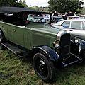 Citroën c4a torpedo-1931