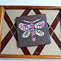 Papillon: deuxième.