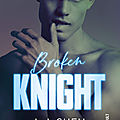 Broken Knight de LJ Shen [<b>All</b> Saints High #2]