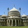 Royal pavilion - brighton - uk