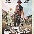 Le <b>Train</b> sifflera Trois Fois (1952)
