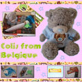 Colis from belgique ! ~happy moment~