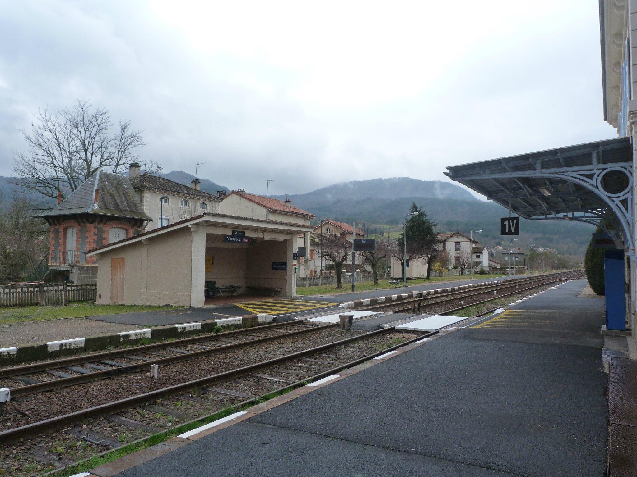 Retournac (Haute-Loire - 43)