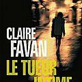 Le <b>tueur</b> intime de Claire Favan, Challenge Les filles de Mrs Bennet